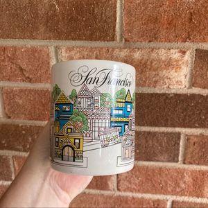 VTG San Francisco 80's Mug